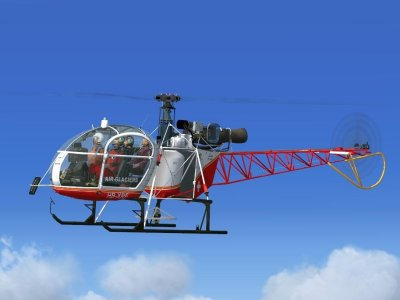 Helicopter Flight Simulator Software