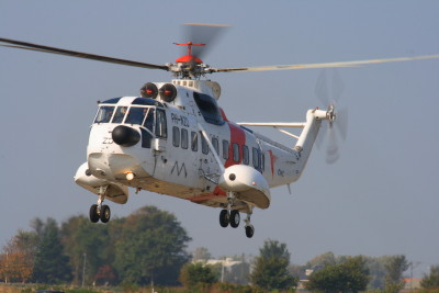 Sikorsky helicopter, S61N